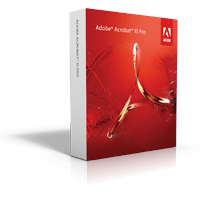 15% – Acrobat XI Pro – Upgrade Software