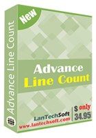 Advance Line Count – 15% Discount
