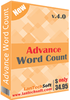 Advance Word Count Coupon