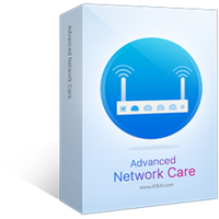 IObit Advanced Network Care PRO Standard (1Mac/Lifetime)-Exclusive Coupon