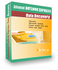Advanced Outlook Express Data Recovery Coupon Code – 20% Off