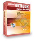 Advanced Outlook Express Recovery-Business License Coupon Code – 20%