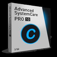 Advanced SystemCare 10 PRO (1 ano/3 PCs) + IU Pro – Oferta BPV – Portuguese Coupon