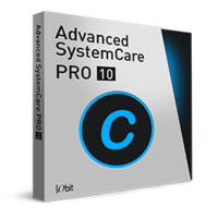 IObit – Advanced SystemCare 10 PRO (1 year / 1 PC)-Exclusive Coupon Deal