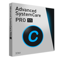 IObit Advanced SystemCare 11 PRO (1 YEAR 3 PCs)- Exclusive Coupon