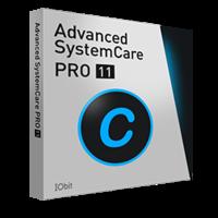 Advanced SystemCare 11 PRO (1 ano 3 PCs – teste de 30 dias) – portuguese Coupon Code 15% OFF