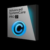 Advanced SystemCare 7 PRO avec Gift Pack-Coffret Cadeau Coupon