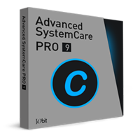15% off – Advanced SystemCare 9 PRO (1 year / 3 PCs)-Exclusive