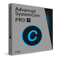 IObit – Advanced SystemCare 9 PRO with Nero Burning ROM 2016 [1 PC] Sale