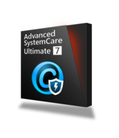 Advanced SystemCare Ultimate 7 (1 abbonamento annuale per 3 PC) – 15% Discount