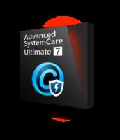 Exclusive Advanced SystemCare Ultimate 7 (un an dabonnement 3 PCs) Coupon