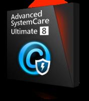 Advanced SystemCare Ultimate 8 con Un Pacchetto di Regalo-SD+PF Coupon 15% Off