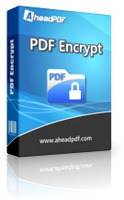 Ahead PDF Encrypt – Multi-User License (Up to 10 Users) Coupon 15% Off