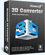 Aiseesoft 3D Converter Coupon 15% Off