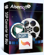 Aiseesoft Studio Aiseesoft 3GP Converter for Mac Coupon