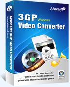 Aiseesoft 3GP Video Converter Coupon