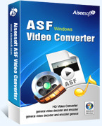 Aiseesoft ASF Video Converter Coupon