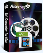Aiseesoft AVI Converter for Mac Coupon 15% OFF