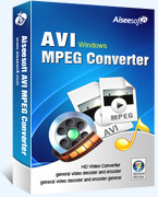 Aiseesoft AVI MPEG Converter Coupon