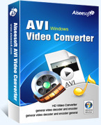 15 Percent – Aiseesoft AVI Video Converter