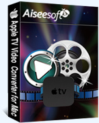 Aiseesoft Apple TV Video Converter for Mac Coupon Code