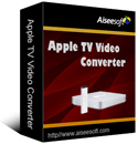 Aiseesoft Apple TV Video Converter Coupon Code – 40%