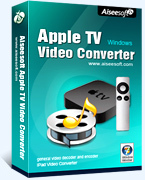 15% off – Aiseesoft Apple TV Video Converter