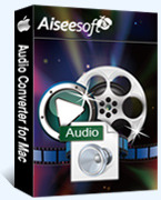 Aiseesoft Studio Aiseesoft Audio Converter for Mac Coupon