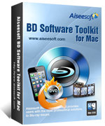 Aiseesoft BD Software Toolkit for Mac Coupon Code – 40%