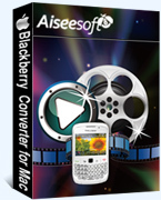 Aiseesoft BlackBerry Converter for Mac Coupon