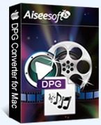 Aiseesoft DPG Converter for Mac Coupon Code