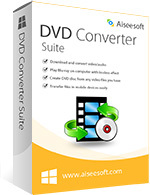 Aiseesoft DVD Converter Suite Coupon