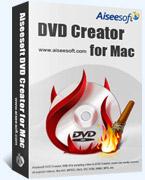 40% Aiseesoft DVD Creator for Mac Coupon Code