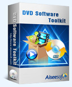 Aiseesoft DVD Software Toolkit – 15% Sale