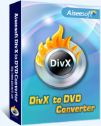 Aiseesoft DivX to DVD Converter Coupon – 40% OFF