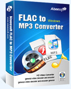 Aiseesoft Studio – Aiseesoft FLAC to MP3 Converter Coupons