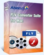 Exclusive Aiseesoft FLV Converter Suite for Mac Coupon Discount