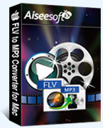 Aiseesoft FLV to MP3 Converter for Mac – 15% Discount
