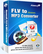 15% – Aiseesoft FLV to MP3 Converter