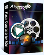 Aiseesoft Flash Converter for Mac Coupons