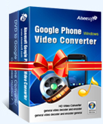Exclusive Aiseesoft Google Phone Converter Suite Coupons