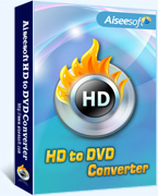 40% Aiseesoft HD to DVD Converter Coupon Code