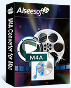 Aiseesoft M4A Converter for Mac – Exclusive 15% off Coupon
