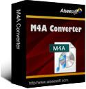 Aiseesoft M4A Converter Coupon – 40%