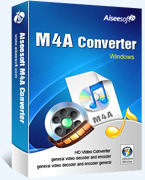 Exclusive Aiseesoft M4A Converter Coupon