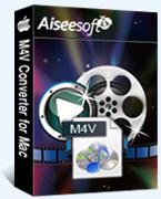 Exclusive Aiseesoft M4V Converter for Mac Coupon Code