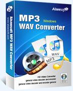 Aiseesoft Studio – Aiseesoft MP3 WAV Converter Sale