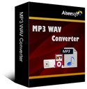 Aiseesoft MP3 WAV Converter Coupon Code – 40%