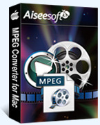 Aiseesoft MPEG Converter for Mac – 15% Discount