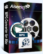 Aiseesoft MPG Converter for Mac Coupon